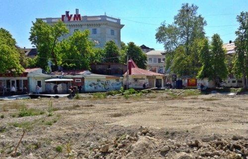 Открытый конкурс на разработку концепции благоустройства территории в бухте Артиллерийской