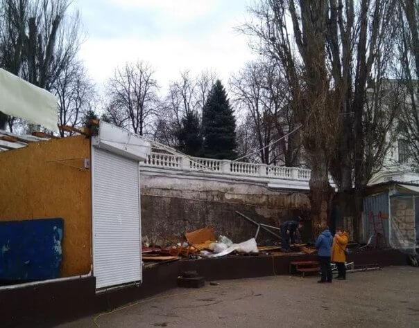 Перезагрузка центра Севастополя продолжается