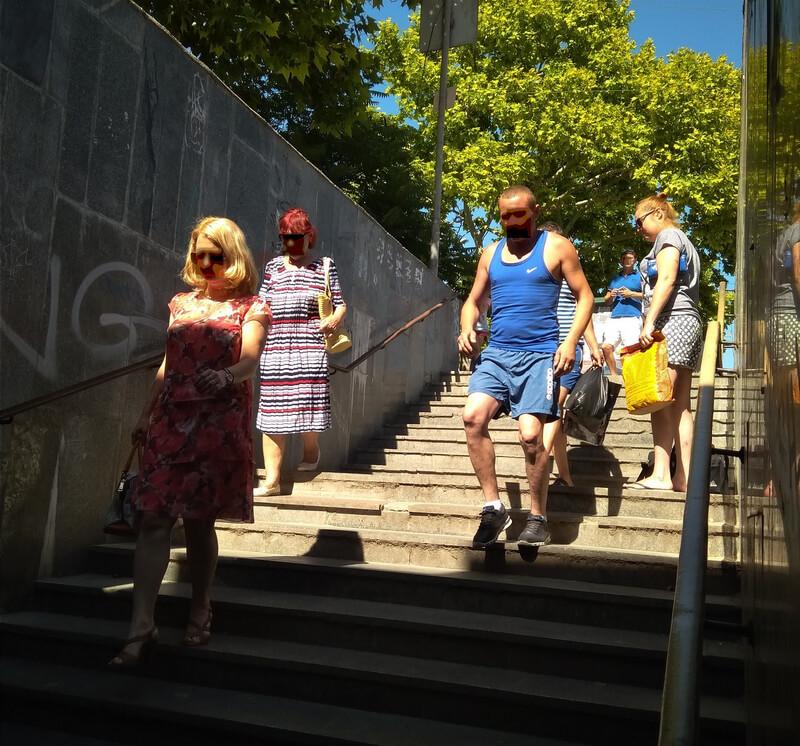 Варламов про подземные пешеходные переходы в Севастополе и городских активистов