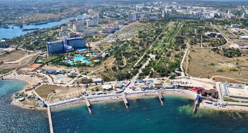 Конкурс на лучшую концепцию пляжа Парка Победы