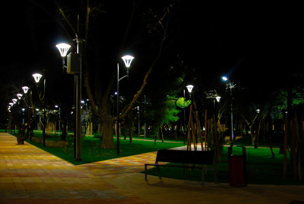 Год парков в Севастополе! Новая реальность